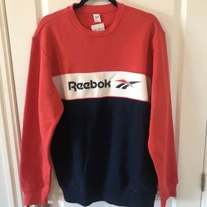 ‼️NWT Reebok Sweater‼️